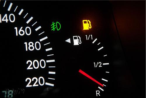 benzinekosten besparen