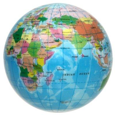 landen in de wereld