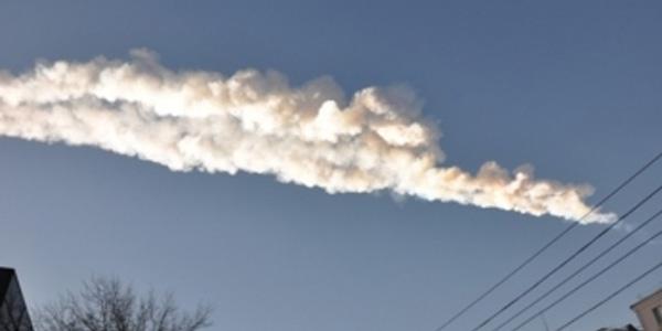 meteoriet inslag op aarde