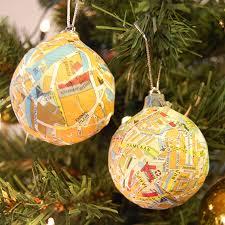 originele kerstbal maken
