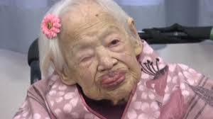 oudste mens op deze wereld