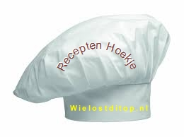 recepten hoekje