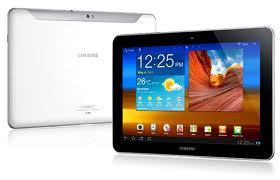 samsung galaxy tablet