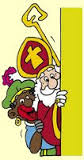 Sinterklaasje kom maar binnen met je knecht