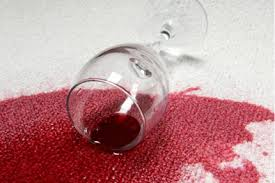 rode wijnvlek